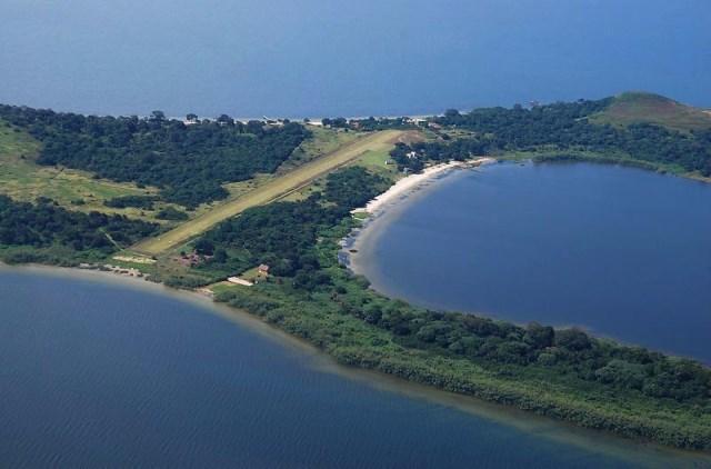 Bulago Island - Island in Uganda